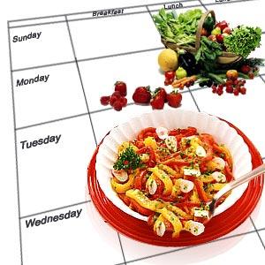Cardio Blast Meal Plan