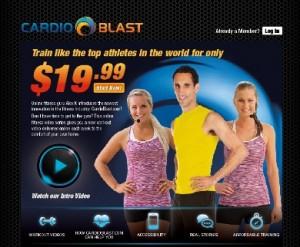 Cardio Blast