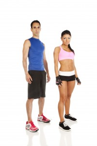 Train like an athlete for optimal fitness